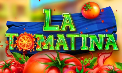 Tom Horn makes a big splash with its new game La Tomatina