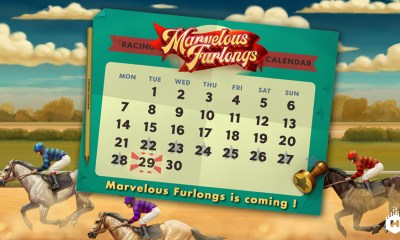 Habanero takes players to the races in Marvelous Furlongs