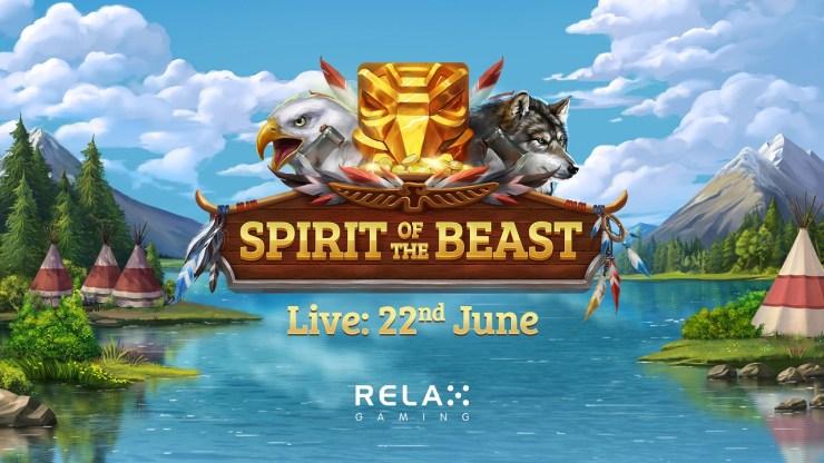 Saluran santai penduduk asli Amerika di Spirit of the Beast