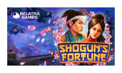 Belatra rules again with Shogun's Fortune release