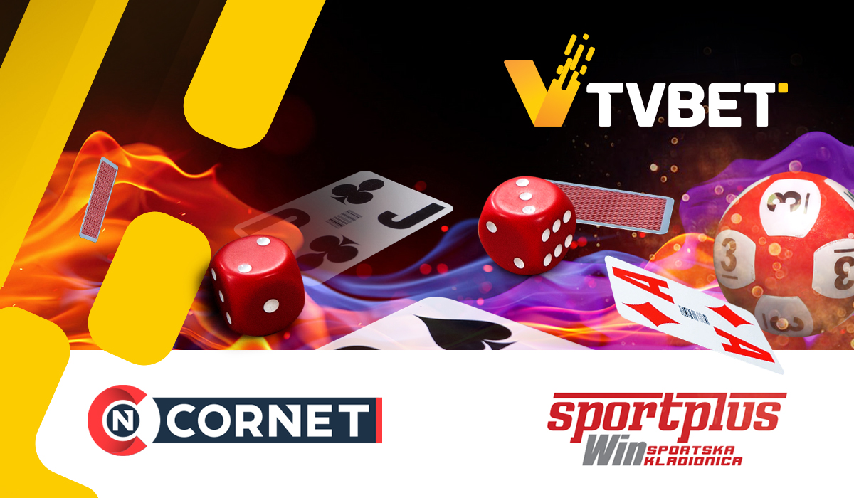 TVBET inks a deal with Cor Net and its SportPlus Win client