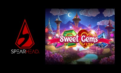 Spearhead Studios grows gaming portfolio with new slot Sweet Gems