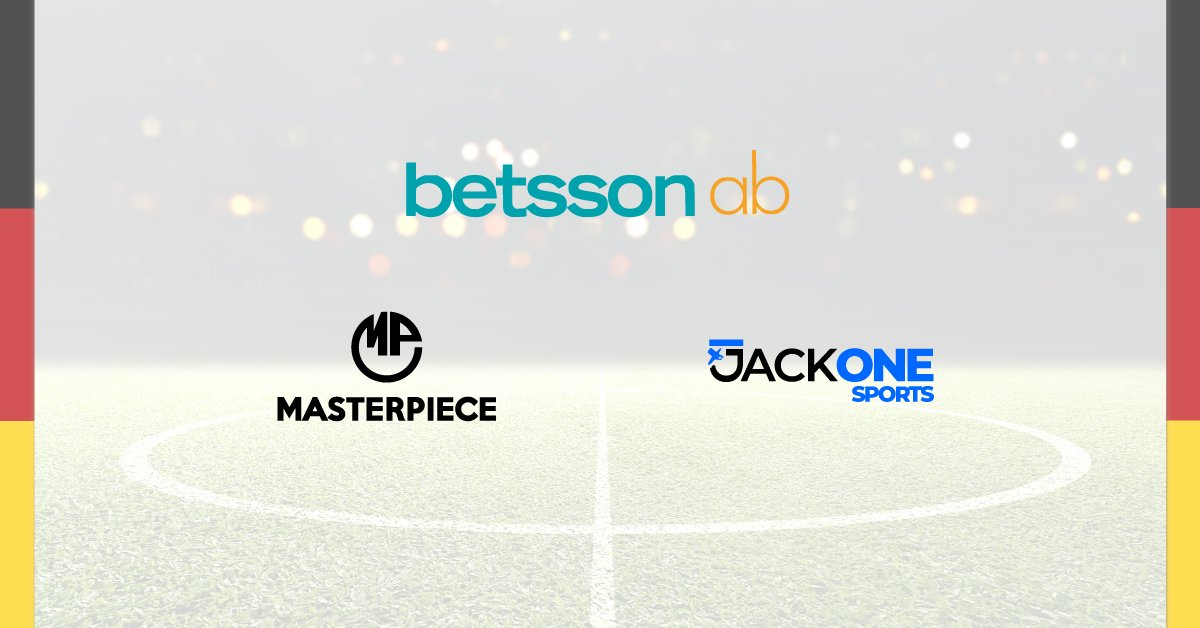 Betsson Enters B2B Sportsbook and Platform B2B Agreement With Masterpiece Gaming
