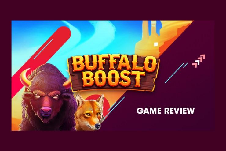 Spinmatic menghadirkan game slot Buffalo Boost dengan Fitur Beli
