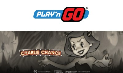 Charlie Chance is Back in Dynamic new Play'n GO Title!