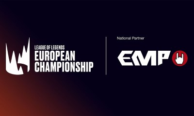 EMP Expands Riot Games Partnership as New German National Partner for the LEC!