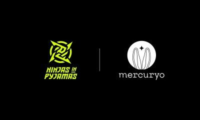 Ninjas in Pyjamas and Mercuryo Partner up to Put a Spotlight on Cryptocurrency