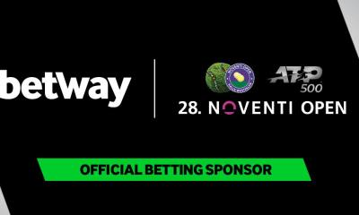 Betway become sponsors for the NOVENTI OPEN