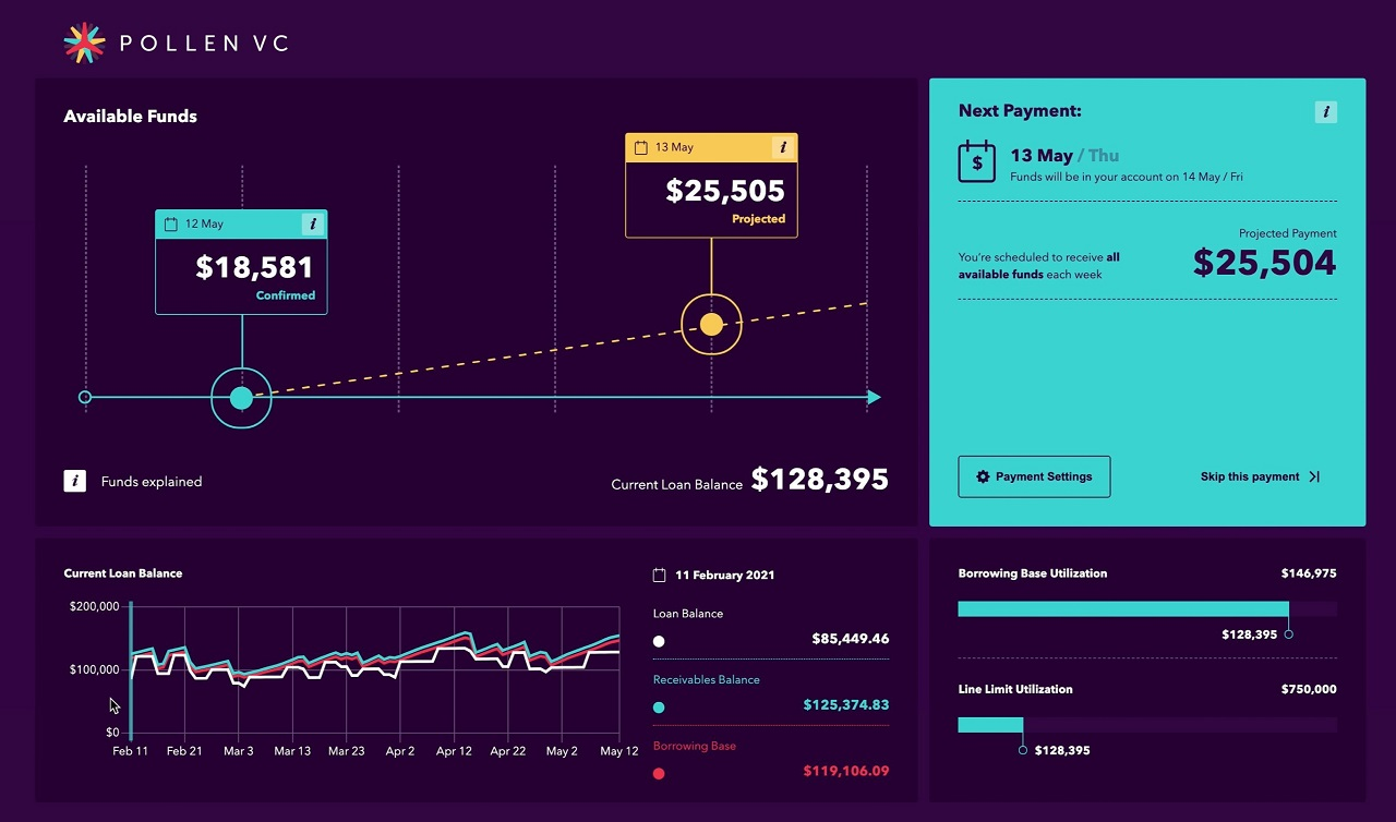Pollen VC launches first live lending facility for app and game makers