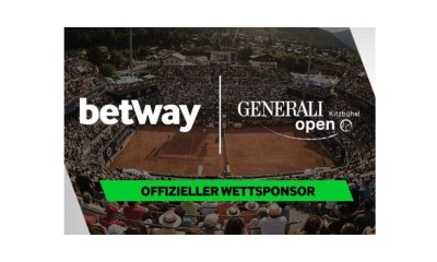 Betway Continues Tennis Dominance with the Generali Open
