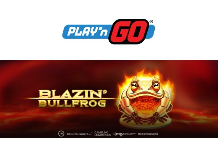 Blazin' Bullfrog Membawa Panas