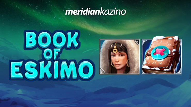 Kitab Eskimo – Negeri Ajaib Slot Beku