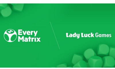 Lady Luck Games now live with EveryMatrix and its partners