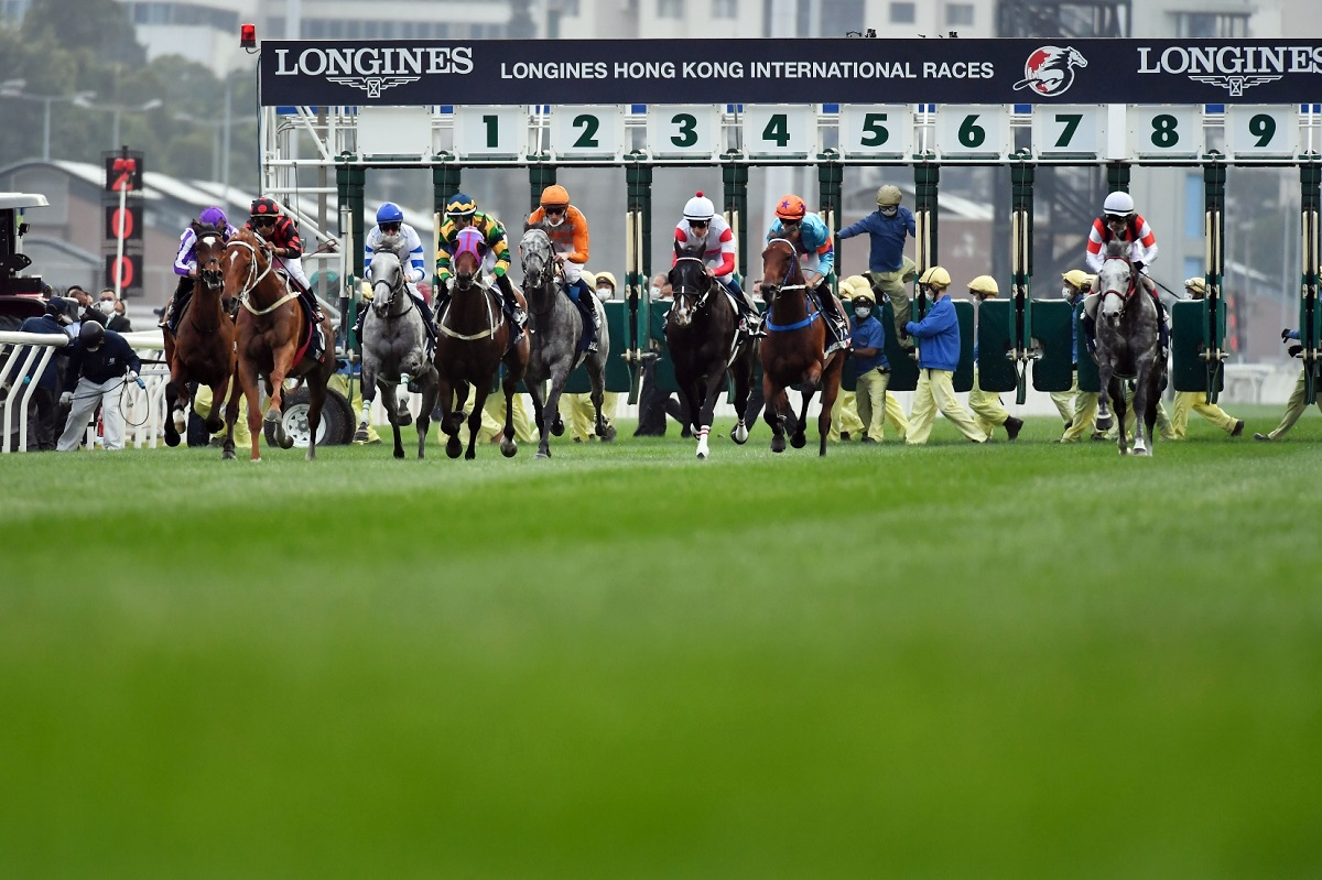 Hong Kong's record prize money increase includes Group races