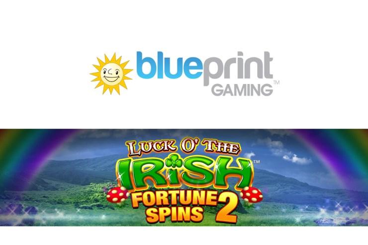Temukan pot emas di Blueprint's Luck O' The Irish Fortune Spins 2