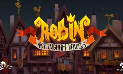 ggdrasil launches Peter & Sons' adventure sequel Robin – Nottingham Raiders