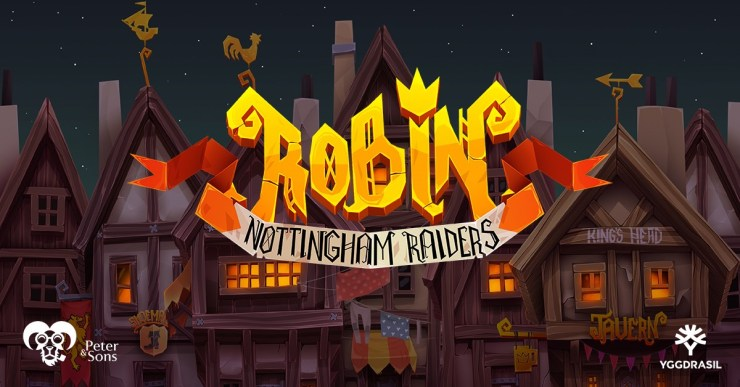 ggdrasil meluncurkan sekuel petualangan Peter & Sons Robin – Nottingham Raiders