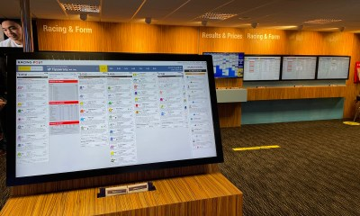Boylesports launch new interactive Racing Post display