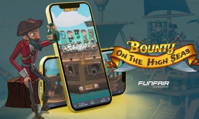 FunFair Technologies rocks the boat with Bounty on The High Seas
