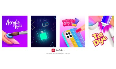 CrazyLabs Releases Additional Four New Titles to AppGallery