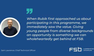 FSB and Rubik team up in new initiative