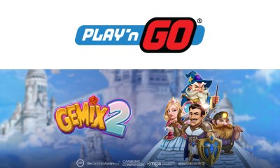 Play'n GO introduces new worlds in GEMiX 2