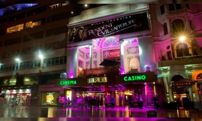 Metropolitan Gaming Announces Completion of Acquisition of Caesars' European and African Assets