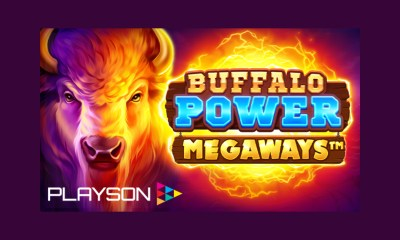 Playson stampedes into action with Buffalo Power Megaways™