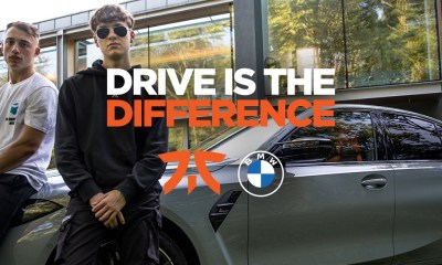BMW and FNATIC launch Drive is the Difference