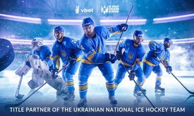 VBET – TITLE PARTNER OF UKRAINIAN NATIONAL ICE HOCKEY TEAM
