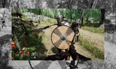 Mortal Online II - Star Vault's Hardcore MMORPG is Hitting Steam Closed Beta on September 6th