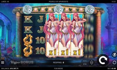 Kalamba Games introduces divine slot title Pearls of Aphrodite