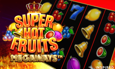 Inspired launches Super Hot Fruits Megaways