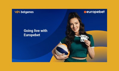 BetGames debuts in Georgia with Europebet