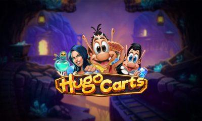 Play'n GO release Hugo Carts, the next adventure of the beloved troll, Hugo