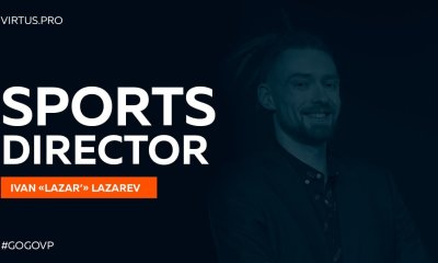 Virtus.pro Appoints New Sports Director