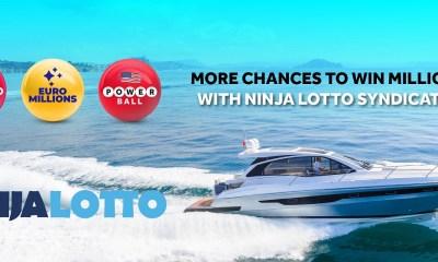 Launch of NinjaLotto
