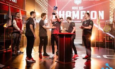 Team mouz NXT Is the Winner of WePlay Academy League Season 1