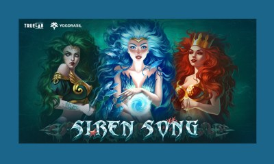 Yggdrasil and TrueLab launch danger-filled quest in latest YG Masters title Siren Song