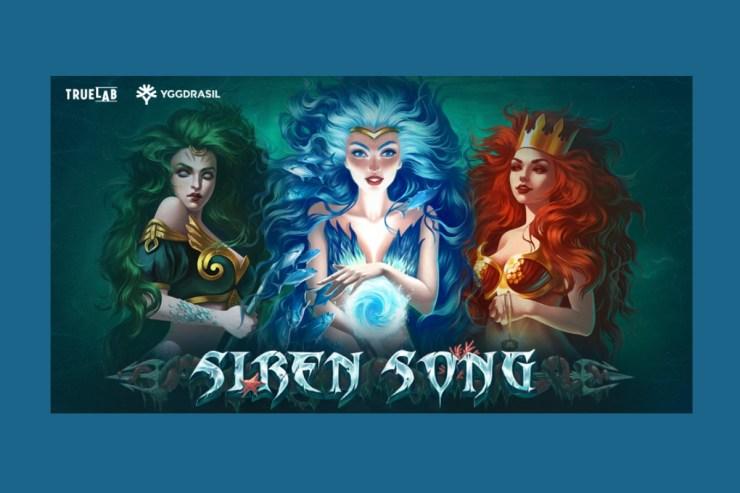 Yggdrasil et TrueLab commencent une quête dangereuse dans le dernier titre YG Masters Siren Song