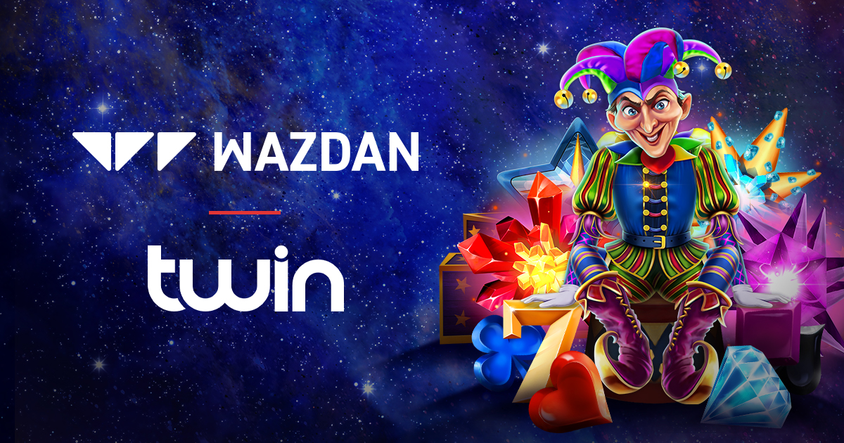 Wazdan inks full content deal with Twin Casino