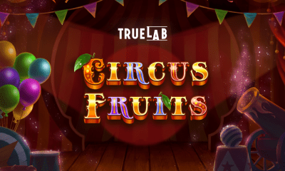 New game: Circus Fruits by TrueLab
