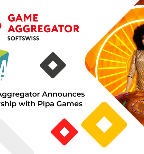 SOFTSWISS Game Aggregator Partners with Pipa Games