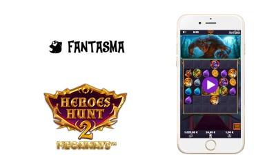 Introducing Heroes Hunt 2 from Fantasma Games
