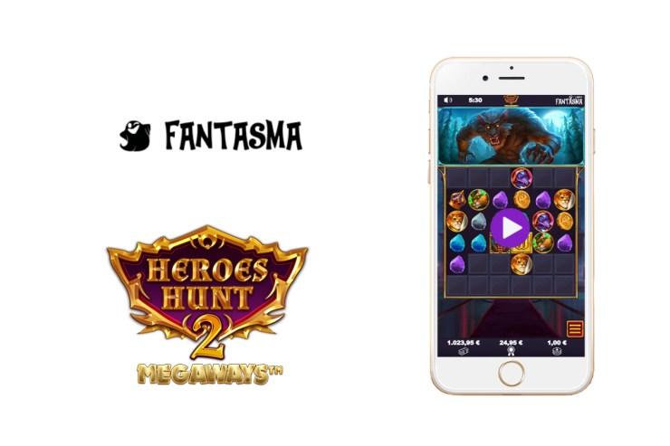 Memperkenalkan Heroes Hunt 2 dari Fantasma Games