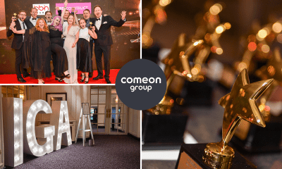 ComeOn Group takes home two awards at the International Gaming Awards 2021