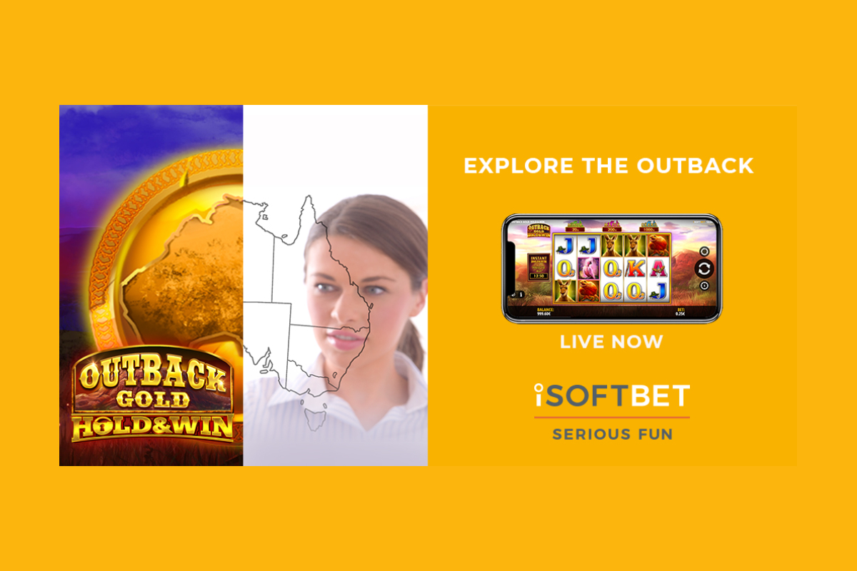 iSoftBet travels Down Under in search of wins in Outback Gold