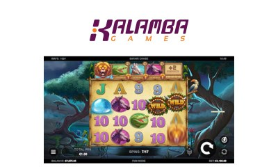 Kalamba Games goes wild on Safari Chase