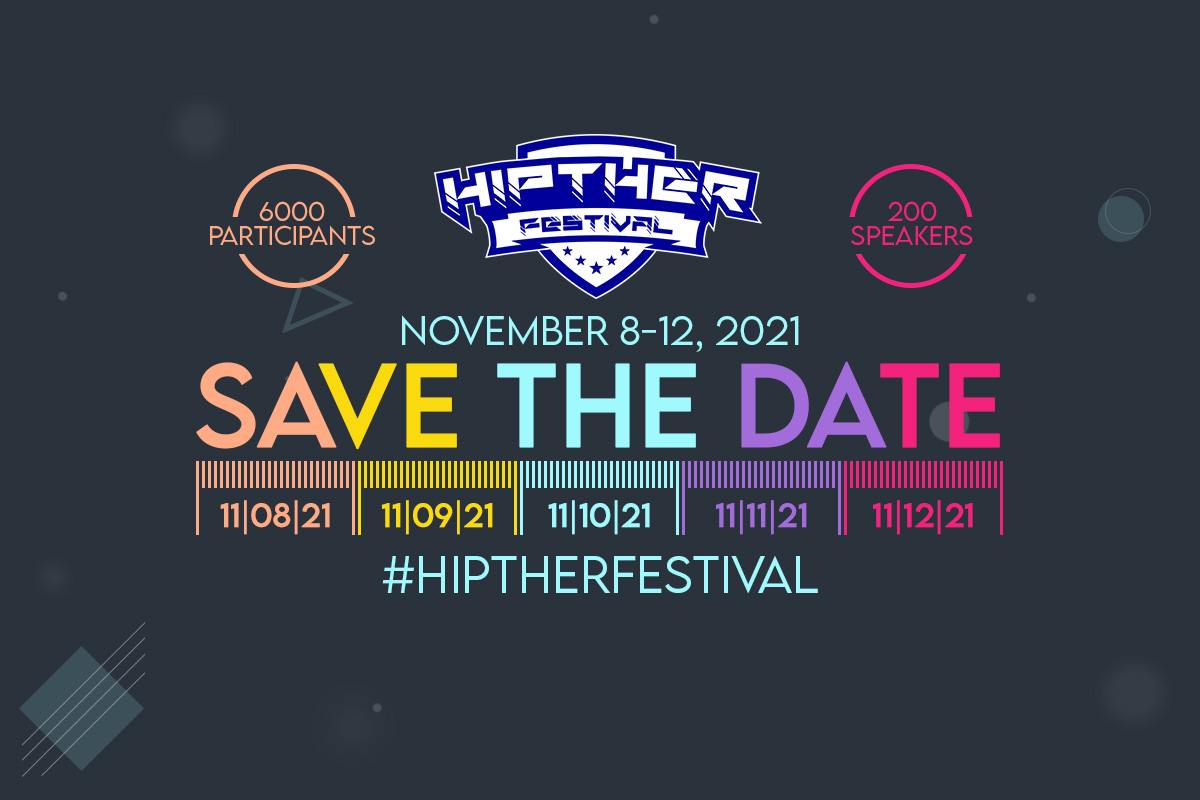 Save the date for European Gaming Q4 Meetup and the HIPTHER FESTIVAL XXI