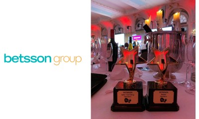 BETSSON WINS TWO AWARDS AT THE INTERNATIONAL GAMING AWARDS 2021
